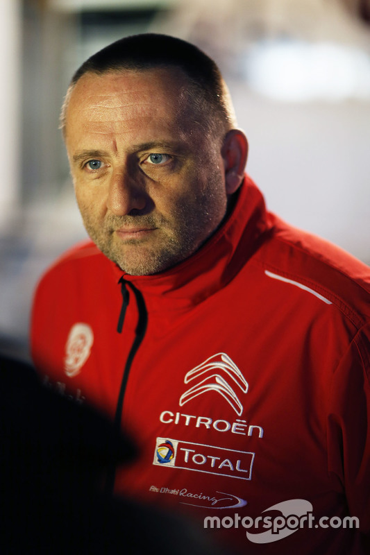 Yves Matton, Citroën Racing Team teambaas