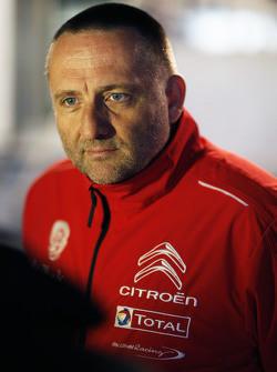Yves Matton, Citroën Racing Director del equipo