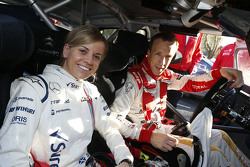 Крис Мик, Citroën World Rally Team и Сьюзи Вольф