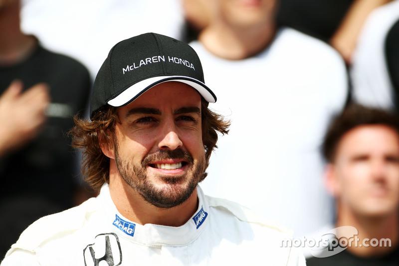 #1: Fernando Alonso