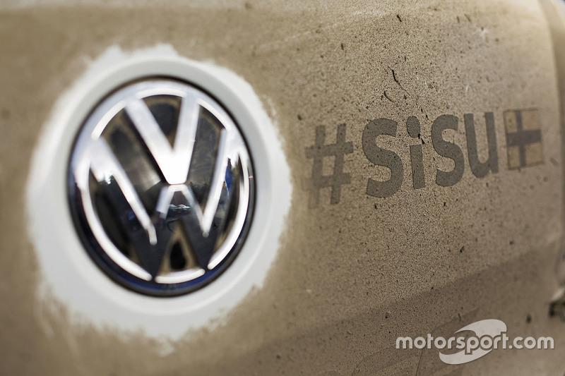Detalle del Volkswagen Polo WRC, Volkswagen Motorsport