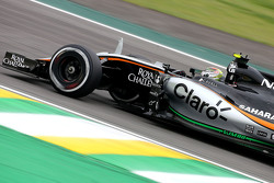Серхіо Перес, Sahara Force India F1 VJM08