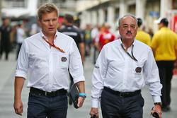 Mika Salo, FIA Steward