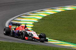 Alexander Rossi, Manor F1 Team