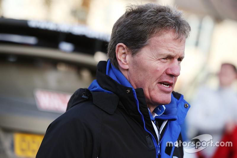 Малкольм Вілсон, M-Sport Managing Director
