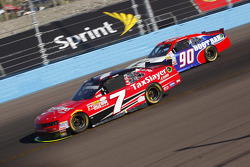 Regan Smith, JR Motorsports Chevrolet and Mario Gosselin, King Autosport Chevrolet