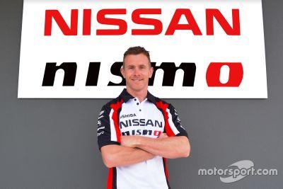 Dale Wood Nissan Motorsport announcement