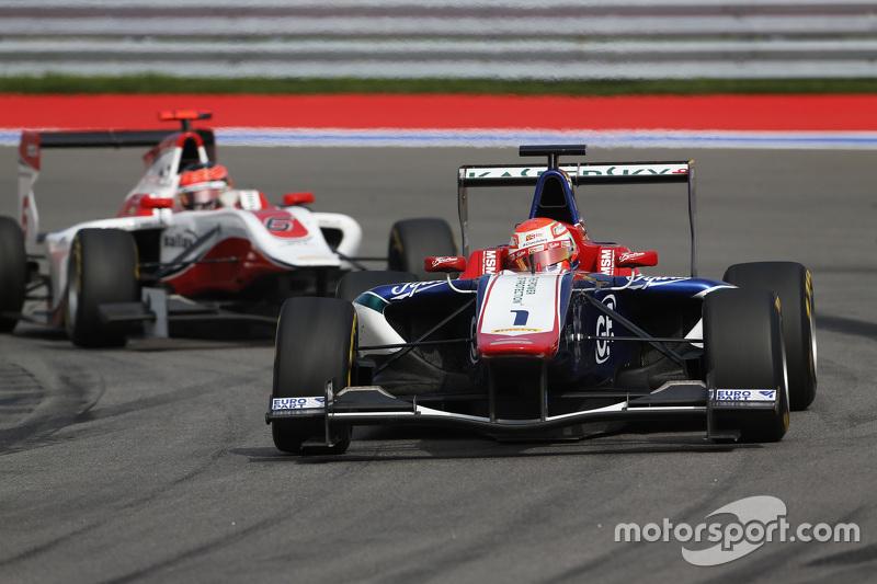 GP3 2015 – Сочи, вторая гонка