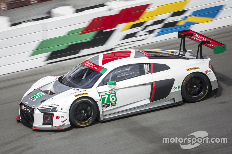 #76 Audi Sport Customer Racing, Audi R8 LMS GT3