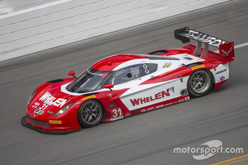 #31 Action Express Racing, Corvette DP: Eric Curran, Dane Cameron, Jonny Adam