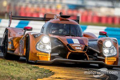 Daytona November testing
