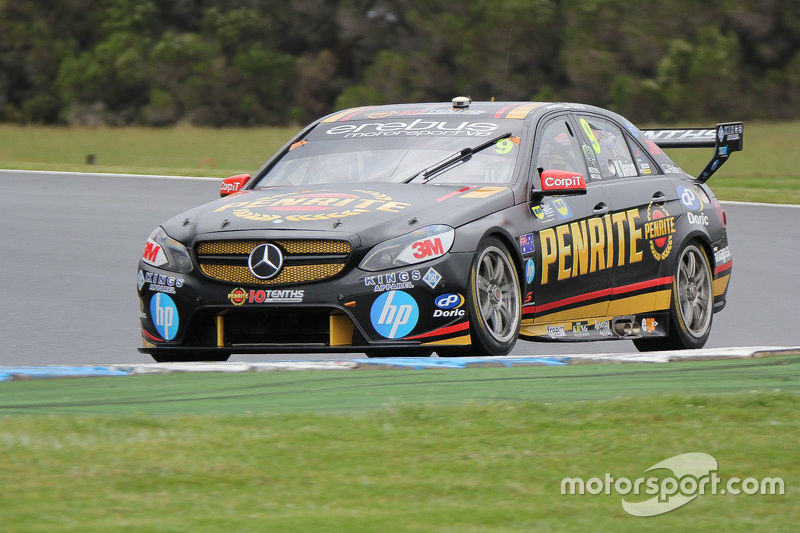 Will Davison, Erebus Motorsport, Mercedes