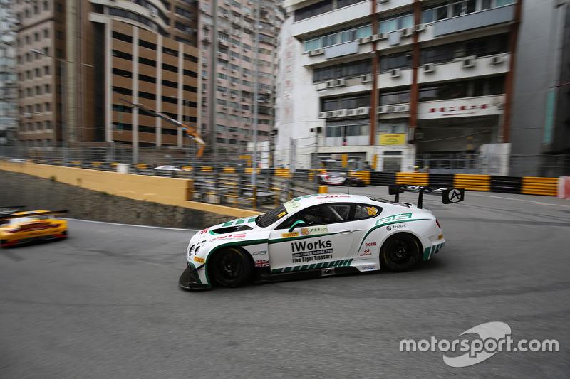 Keita Sawa, Bentley Team Absolute, Bentley Continental GT3