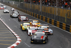 Renger Van Der Zande,  Mercedes AMG Driving Academy, Mercedes–Benz SLS AMG GT3
