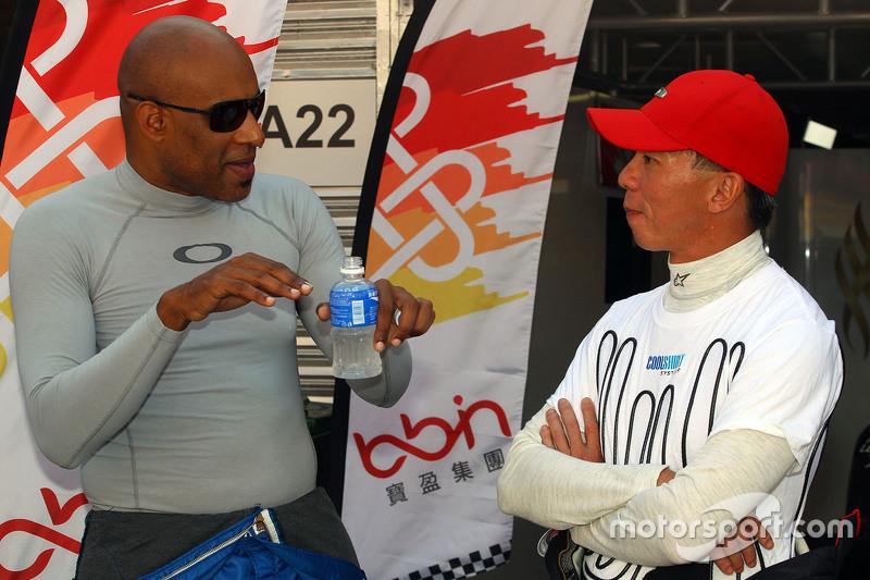 Robb Holland, SEAT Leon, Roadstar Racing Team; Douglas Khoo, SEAT Leon, Niza Racing