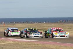 Juan Pablo Gianini, JPG Racing Ford, Diego de Carlo, JC Competicion Chevrolet, Mathias Nolesi, Noles