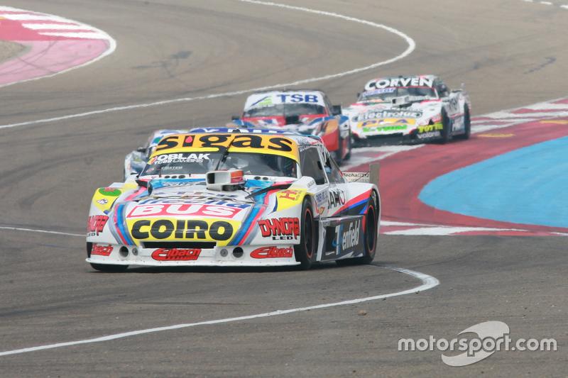 Маурісіо Ламбіріс, Coiro Dole Racing Torino, Жозе Мануель Уркера, Las Toscas Racing Torino, Хуан Мар
