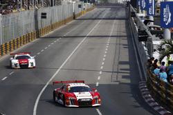 Едоардо Мортара, Audi Sport Team Phoenix Audi R8 LMS