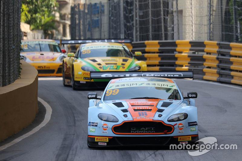 Richard lyons, Craft-Bamboo AMR Aston Martin Vantage GT4