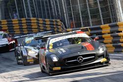 Ренгер ван дер Занде,  Mercedes AMG Driving Academy Mercedes–Benz SLS AMG GT3