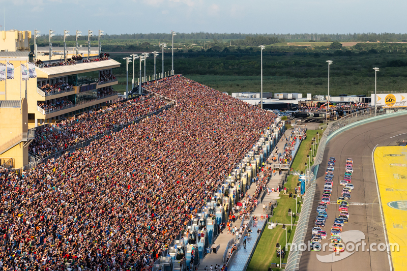 NASCAR-finale in Miami