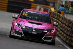 Henry Ho, Honda Civic TCR, Pas Macau Racing Team