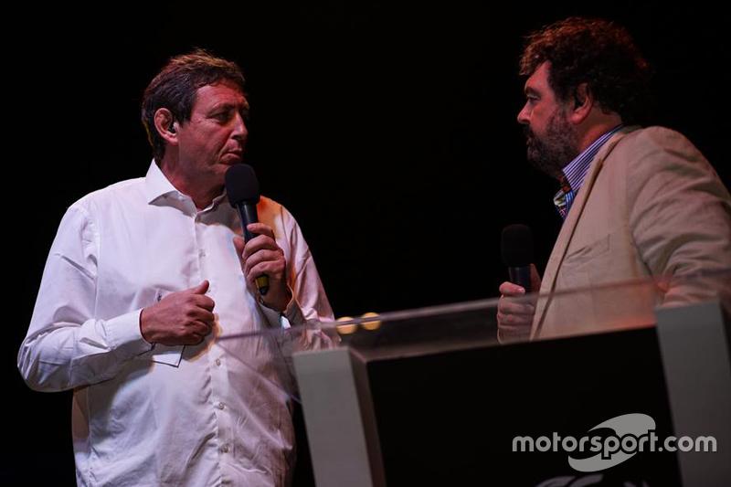 Gérard Neveu, Geschäftsführer der FIA WEC