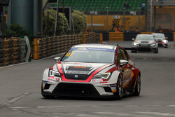 Johnson Huang, SEAT Leon, Roadstar Racing Team