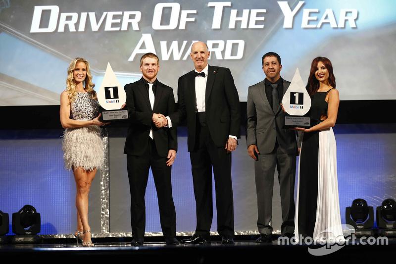 NASCAR Xfinity Series Driver Year Кріс Бюшер та NASCAR Truck Series Driver Year Метт Крафтон