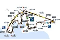 Трасса Гран При Абу-Даби