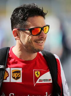 Джанкарло Фізікелла, Ferrari третій пілот