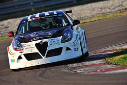 Alfa Romeo Giulietta TCR prueba