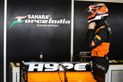 Нико Хюлькенберг, Sahara Force India F1
