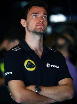 Jolyon Palmer, Lotus F1