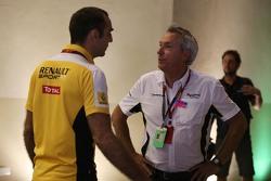Сирил Абитебуль, управляющий директор Renault Sport F1