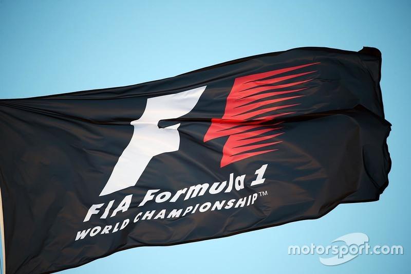 Formel-1-Flagge