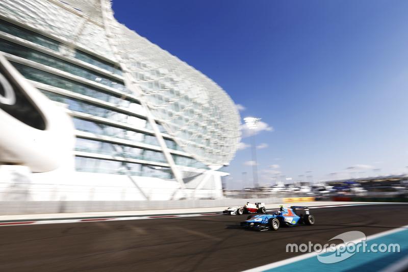 Матео Тушер, Jenzer Motorsport, Алекс Палоу, Campos Racing