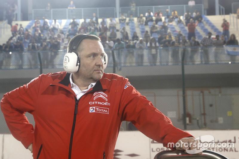 Yves Matton, Leiter Citroën Sport