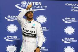 Второе место - Льюис Хэмилтон, Mercedes AMG F1 Team