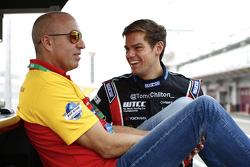 Tom Coronel, Chevrolet RML Cruze TC1, ROAL Motorsport, Tom Chilton, Chevrolet RML Cruze TC1, ROAL Mo