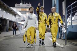 Nicolas Lapierre, Lada Vesta WTCC, Lada Sport Rosneft, Nicky Catsburg, Lada Vesta WTCC, Lada Sport Rosneft, Rob Huff, Lada Vesta WTCC, Lada Sport Rosneft