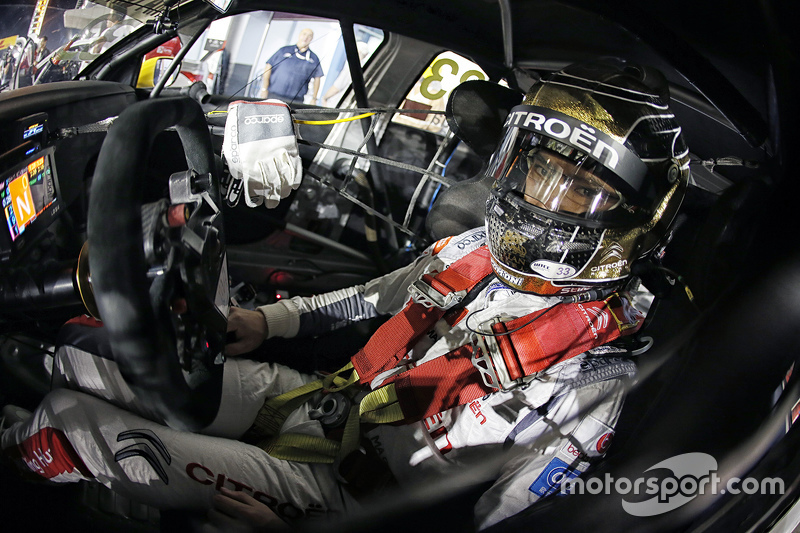 Mehdi Bennani, Citroën C-Elysée WTCC, Sébastien Loeb Racing