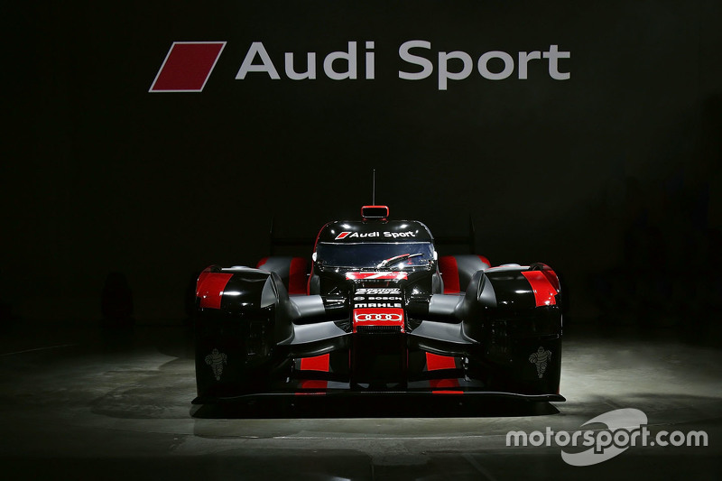 Audi R18 e-tron quattro für 2016