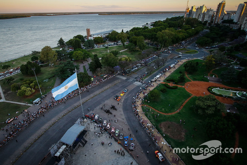 Rosario atmosphere