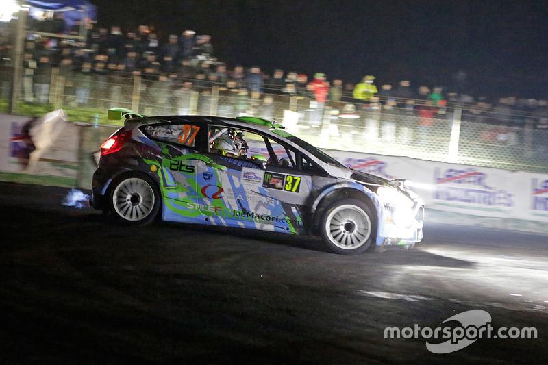 Marco Zanasi та Mirko Franzi, Ford Fiesta