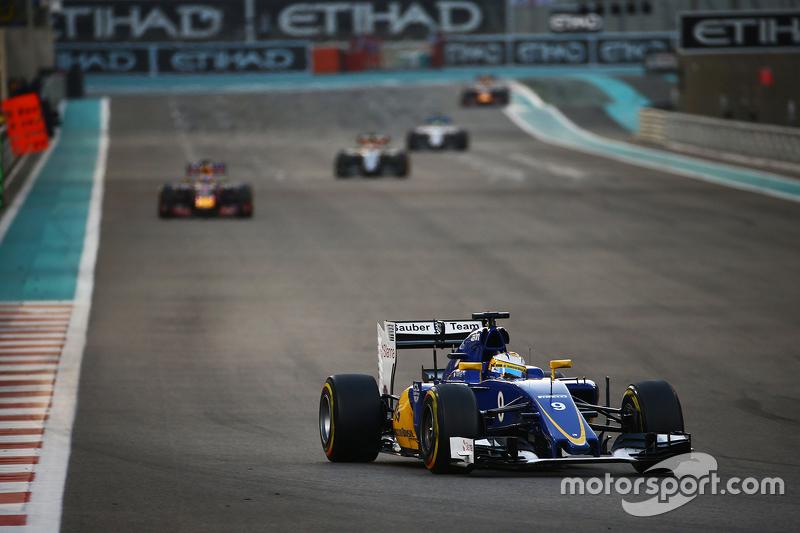 Grand Prix d'Abu Dhabi 2015
