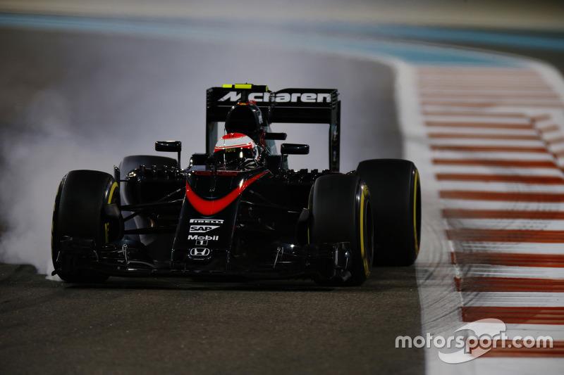 #3: McLaren