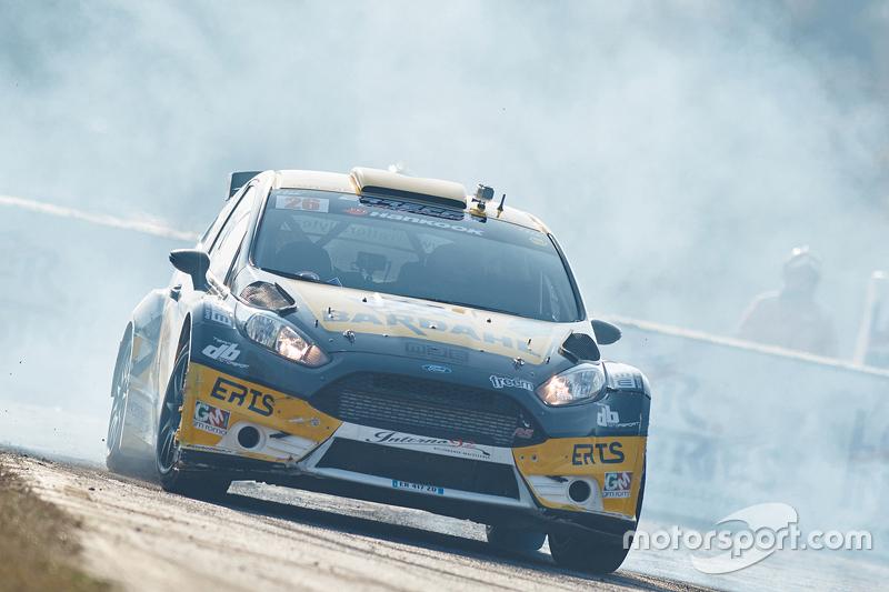 Riccardo de Bellis and David Castiglioni, Ford Fiesta