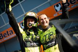 1. Valentino Rossi und Carlo Cassina, Ford Fiesta