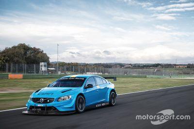 Volvo S60 TC1 testing
